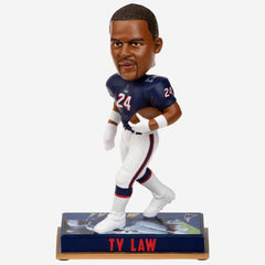 Ty Law New England Patriots Retired Bobblehead