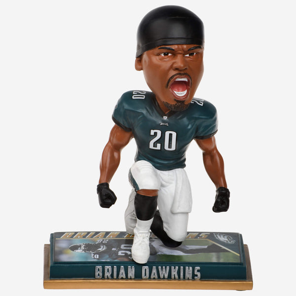 Limited Edition Brian Dawkins Philadelphia Eagles Retired Bobblehead