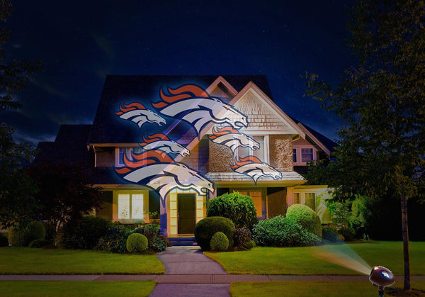 Denver Broncos Team Pride Light
