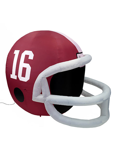 ALABAMA CRIMSON TIDE INFLATABLE LAWN HELMET