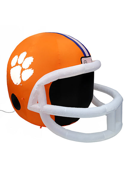 CLEMSON TIGERS INFLATABLE LAWN HELMET