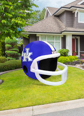 KENTUCKY WILDCATS INFLATABLE LAWN HELMET