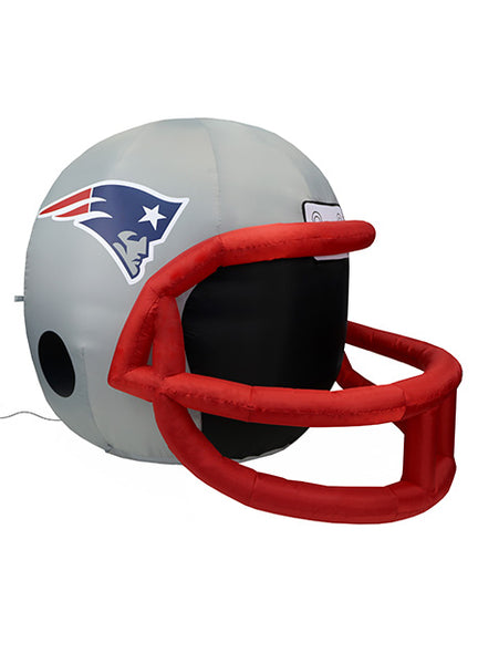 New England Patriots Team Inflatable Helmet