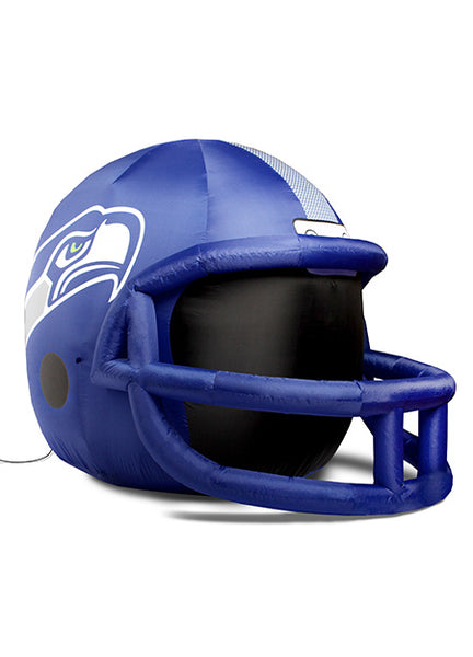 SEATTLE SEAHAWKS INFLATABLE LAWN HELMET