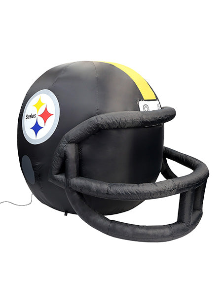 PITTSBURGH STEELERS INFLATABLE LAWN HELMET