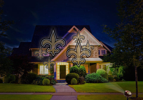 New Orleans Saints Team Pride Light