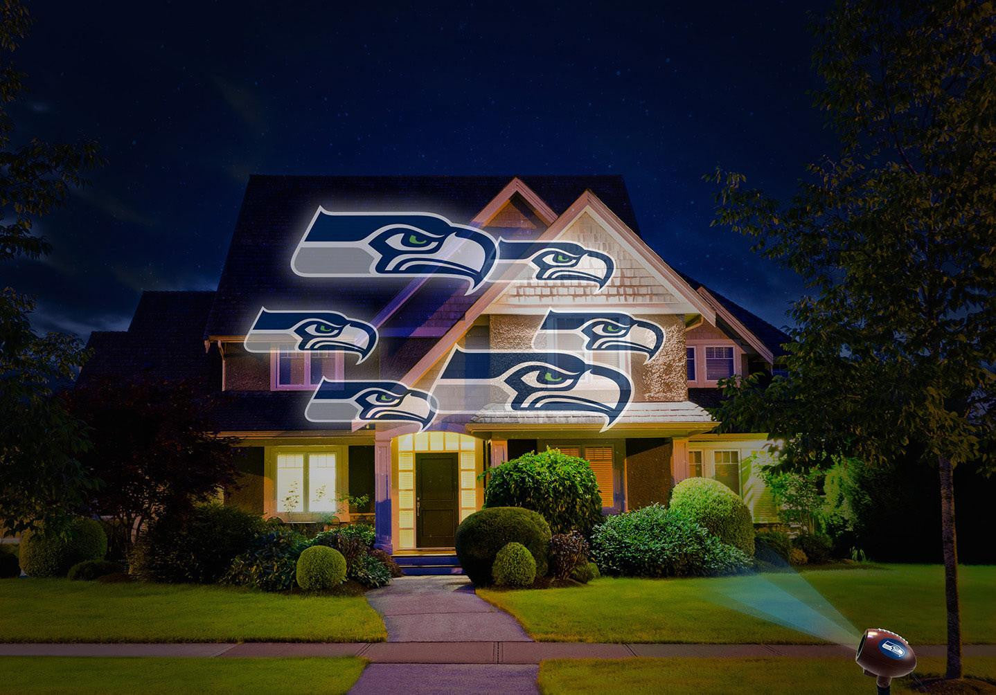 Seattle Seahawks Team Pride Projection Light