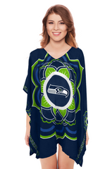 Limited Edition, Officially Licensed Seattle Seahawks Caftan