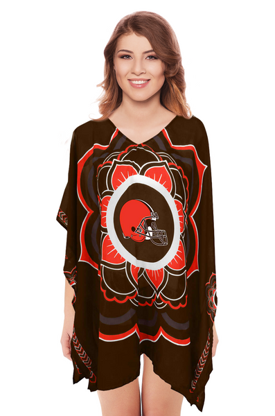 Limited Edition, Officially Licensed Cleveland Browns Caftan