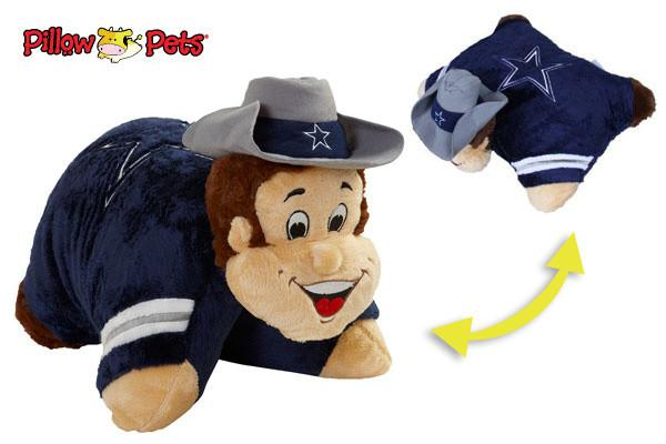 Dallas Cowboys - COWBOY Pillow Pet