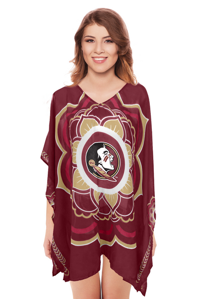 Limited Edition, Officially Licensed Florida State Seminoles Caftan