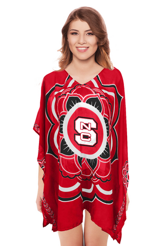 Limited Edition, Officially Licensed North Carolina State Wolfpack Caftan