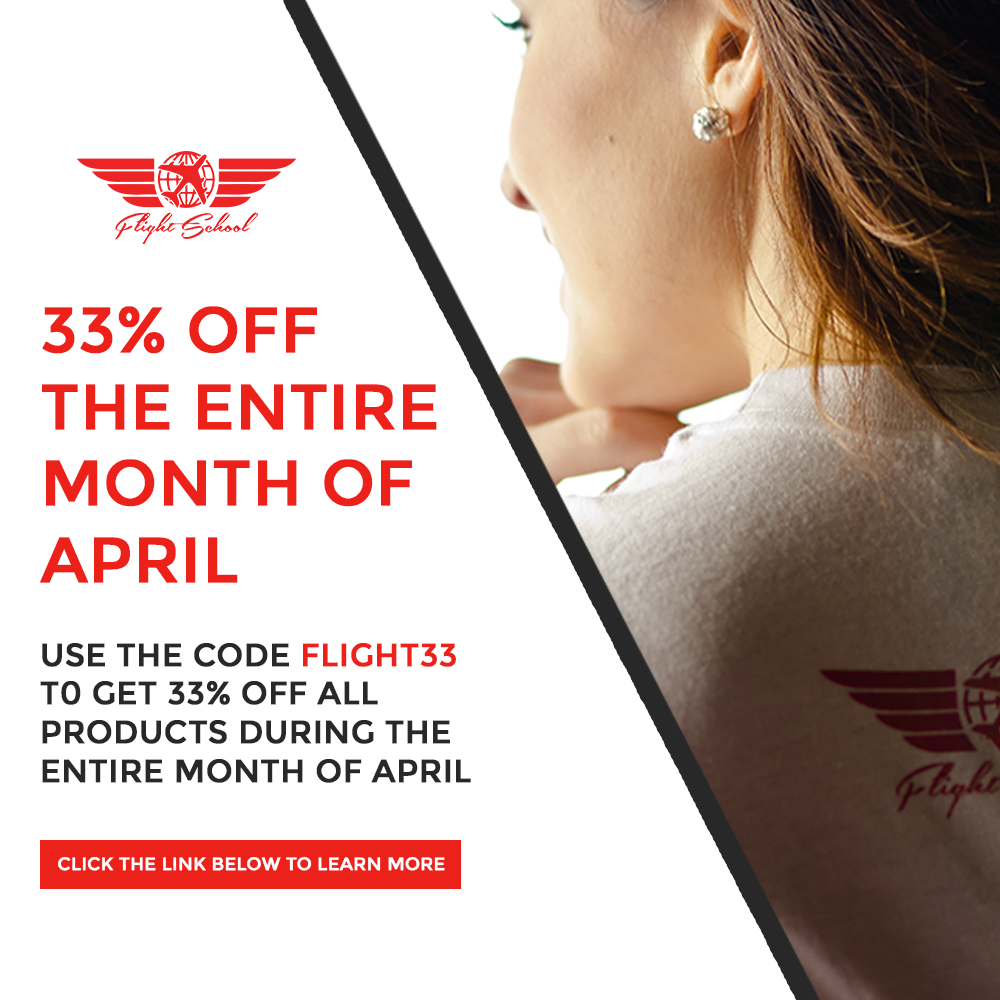 33% Off the Entire Month of April!