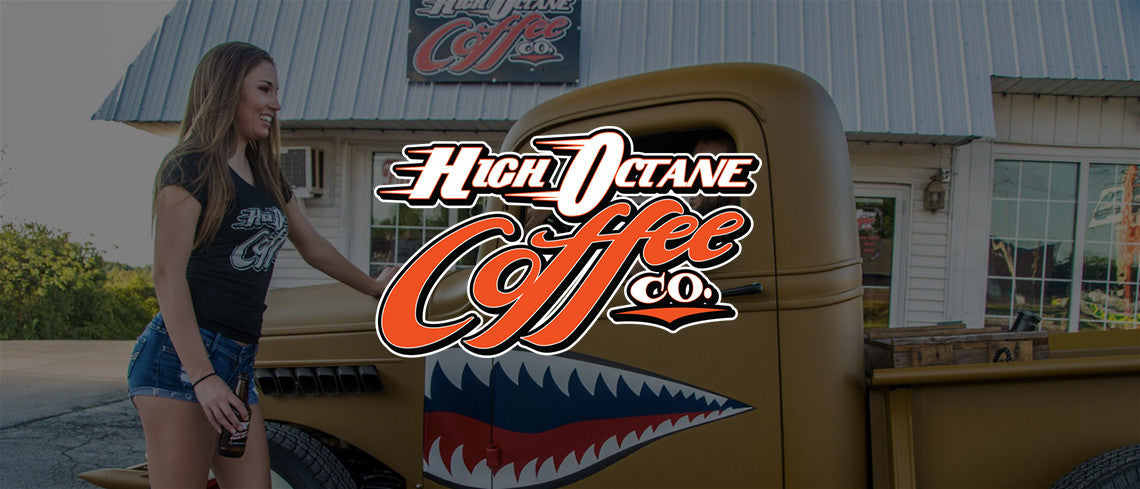 Flight School Apparel Affiliate High Octane