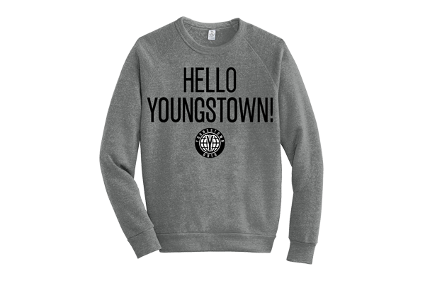 Hello Youngstown!