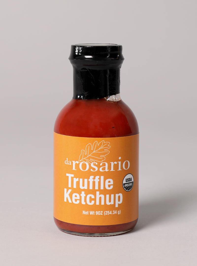 USDA Organic White Truffle Ketchup - 2 bottle set
