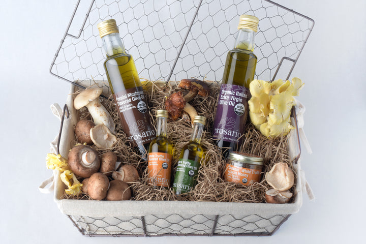 Best Organic Truffle Basket Ever - Just Got Better!