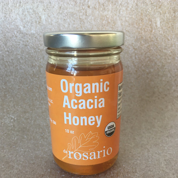 USDA Organic Raw Acacia Honey