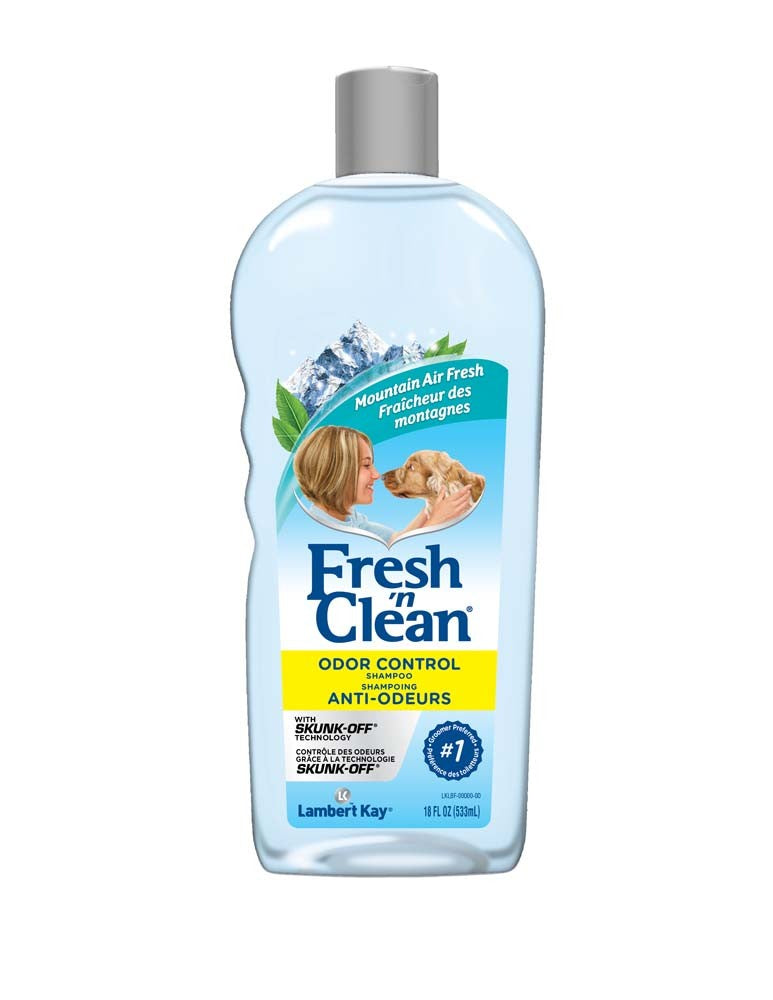 Fresh 'n Clean Odor Control Shampoo, Mountain Air Fresh