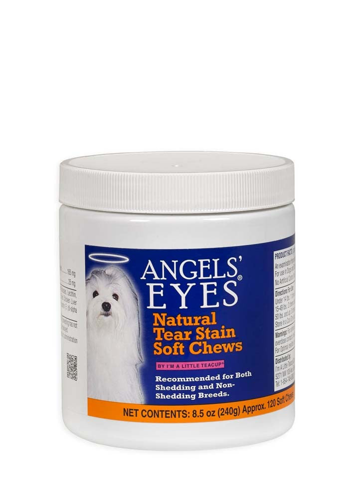 Angels Eyes Natural Soft Chews - Chicken Flavor for Dogs