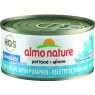 Almo Nature Complete Tuna Recipe with Pumpkin Grain-Free Canned Cat Food