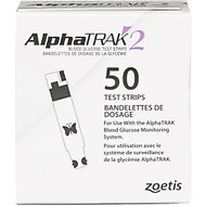AlphaTRAK 2 Blood Glucose Test Strips for Dogs & Cats