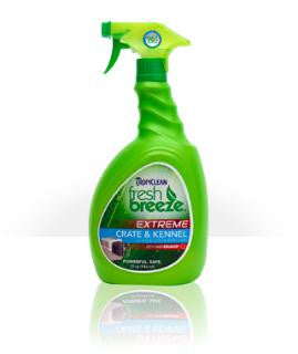 Tropiclean Fresh Breeze Crate & Kennel Spray
