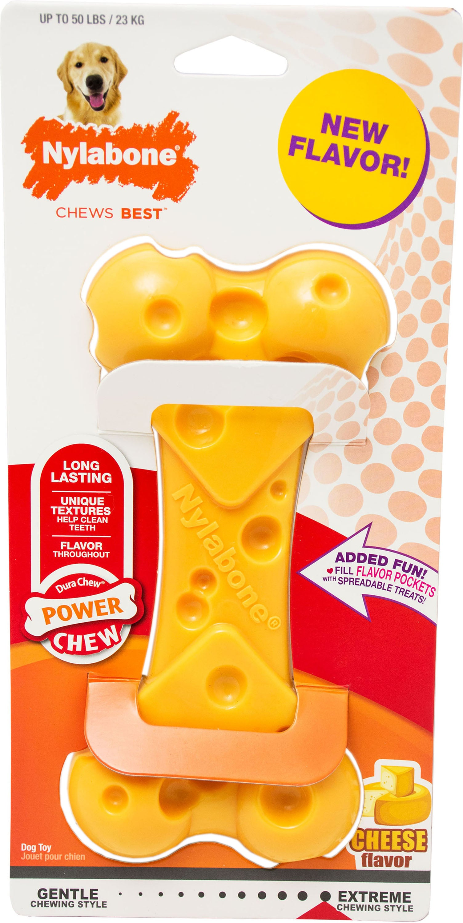 Dura Chew Cheese Bone