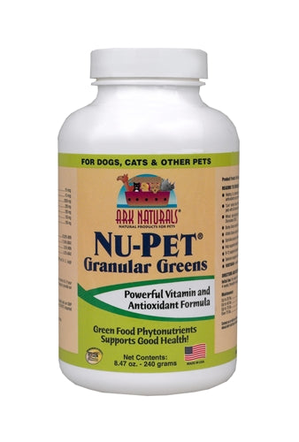 Ark Naturals Nu-Pet Granular Greens Dog & Cat