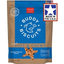 Cloud Star Original Soft & Chewy Buddy Dog Biscuits