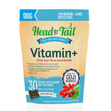 Head to Tail Dog Daily Multi-Vitamins