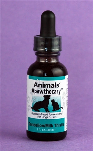 Animal Essentials Dandelion/Milk Thistle Drops