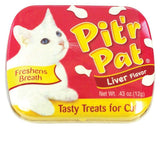 Pitr Pat Cat Breath Treat Tin