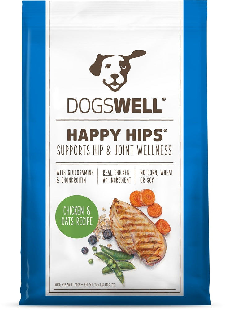 Dogswell Happy Hips Chicken Oatmeal