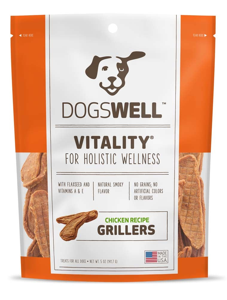 DOGSWELL VITALITY Grillers Chicken Tenders