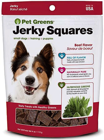 BELLROCK Jerky Treat  Squares