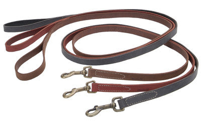 Rustic Leather Leashes