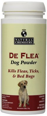 DE FLEA Dog Powder Flea & Tick