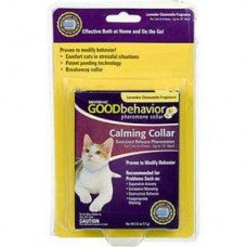 Sergeant's Sentry HC Good Behavior Cat Pheromone Collar
