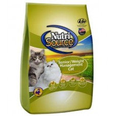 TUFFY'S NutriSource Senior Weight Management Cat Food
