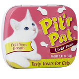 Chomp Pit'r Pat Breath Treats - Liver Flavor