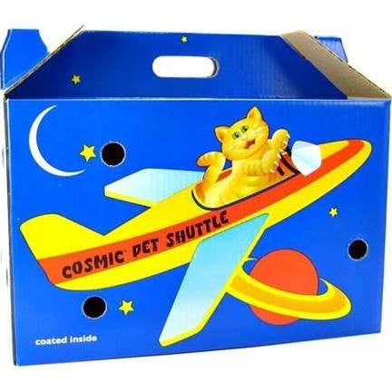 Card Board Pet Shuttle Box