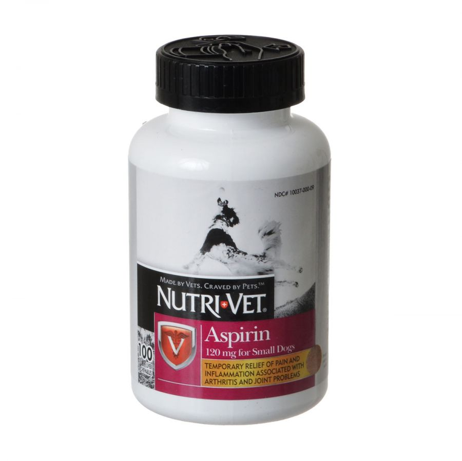 Nutri-Vet Aspirin - Small Dog