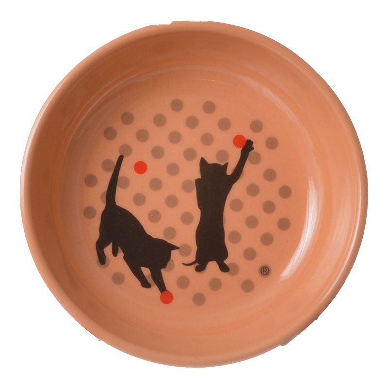 Van Ness Ecoware Non-Skid Degradable Cat Dish