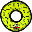 Tuffy's Ultimate Ring Yellow Bone Print