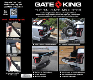 What you need to know about the Gate King ®