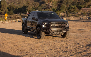 2017 Ford Raptor with Gate King