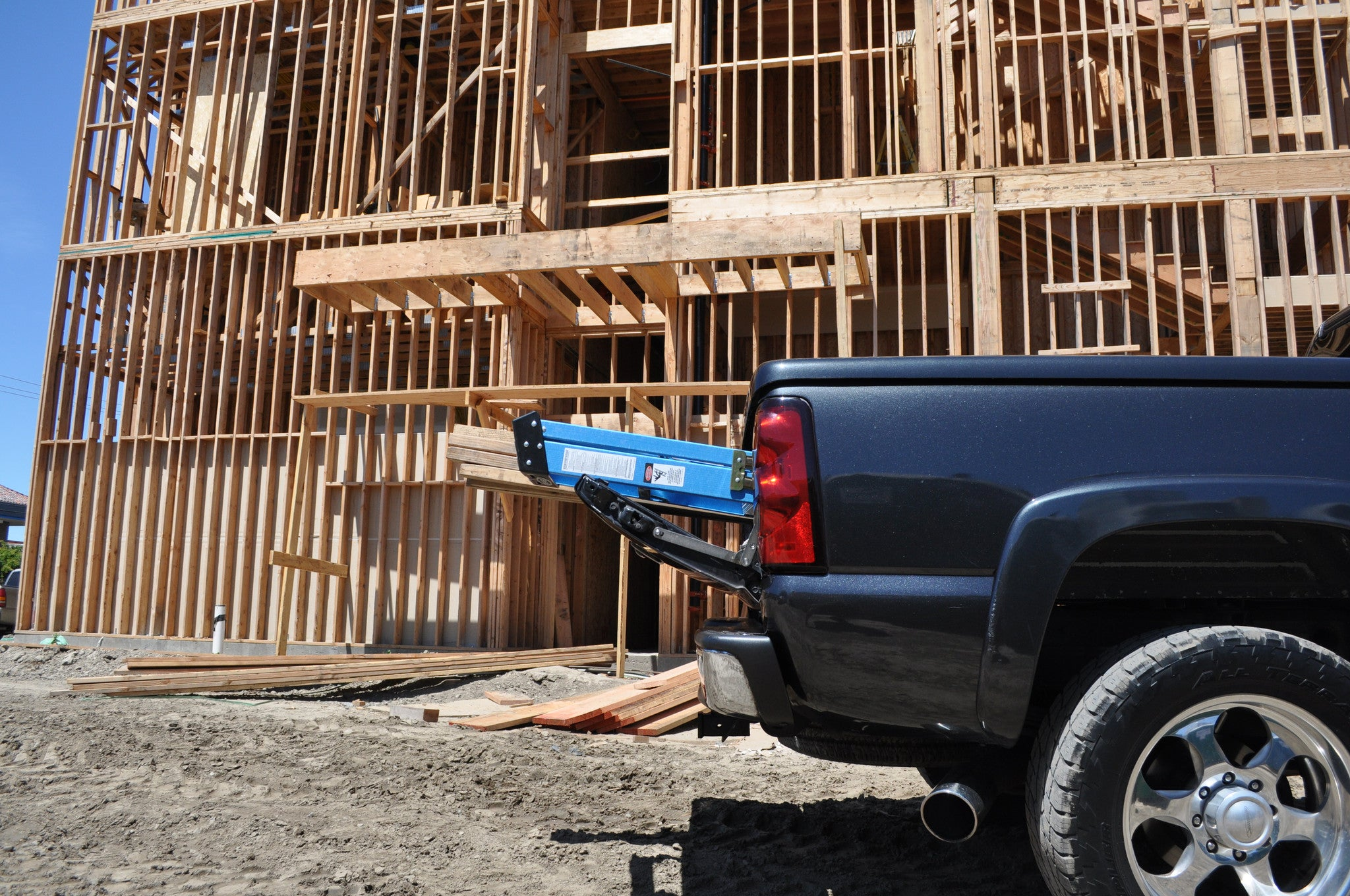 Gate King Tailgate Adjuster // Chevy construction