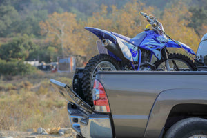 Gate King Tailgate Adjuster // Toyota Tacoma dirt bike