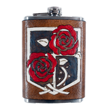 Attack on Titan Garrison Inspired Flask Set